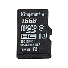 Class 10 16GB MicroSD TF Flash Memory Card