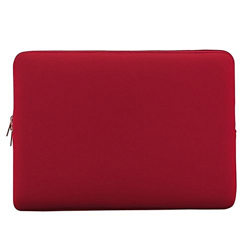 Generic Laptop Bag Portable Zipper Case Soft Sleeve Laptop Bags For Women  Gift MacBook Pro Air 4 Notebook 11inch Red   Best Price  61f81c314f