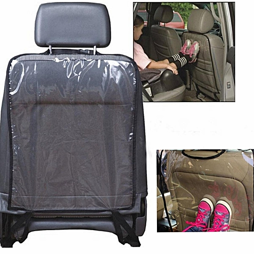 Auto Car Seat Back Protector Cover Children Babies Kick Mat Mud Protects Clean