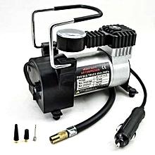 Car Air Compressor Pump Tyre Inflator 150 PSI Leo - Silver