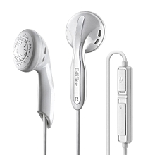 Edifier K180 Communicator Earphone with Microphone (White) SWI-MALL