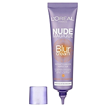 NUDE MAGIQUE Blur Cream Instant Flawless Perfector - Medium to Dark - 25ml
