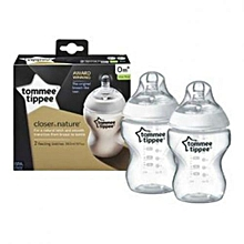 Feeding Bottles 2x150ml
