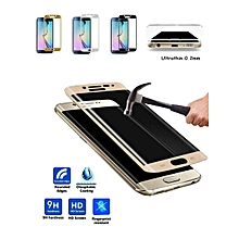 mikihome Anti-Explosion H Tempered Glass Screen Protector For SAMSUNG S8 PLUS gold