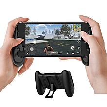 LEBAIQI GameSir F1 Grip PUBG Game Controller Mobile Joystick Gamepad with Handle Holder Handgrip Stand, Support 5.5''-6.5'' Smartphone