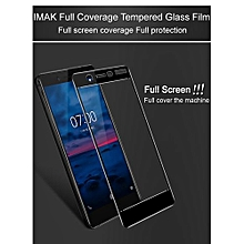 """Full Cover Tempered Glass For Nokia 7 5.2"""" Screen Protector For Nokia 7 Tempered Glass Protective Film HD 9H"""