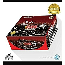 Alliance in Motion Liven Burn Coffee - 20sachets