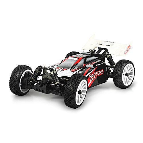 Buy ZD Racing 1:16 4WD Off-road RC Truck RTR 60km/h / K2435 - B 3300KV Brushless Motor / 2.2kg High-torque Servo(US Plug) - Black @ Best Price Online ...