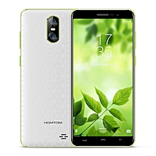 S12 3G Smartphone 5.0 inch Android 6.0 MTK6580 Quad Core 1GB RAM 8GB ROM 8MP + 2MP Dual Rear Cameras - WHITE