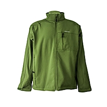 Jacket Konrad Soft Shell Men- T000250/061olive- L