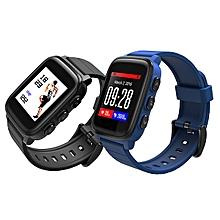 SMA Q2 Smart Sports Watch 3ATM Waterproof Muti sports Mode Heart Rate Monitor GPS Tracker Band