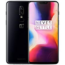 One Plus 6 6.28 inches Notch Display 8GB 256GB Smartphone