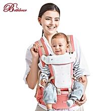 Hipseat Newborn 4 in 1 Ergonomic Baby Carrier Kid Sling Backpack