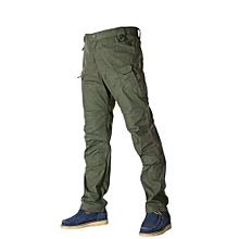 New Item New Archon IX7 Leisure Pants Black Hawk Check Men's Trousers-03