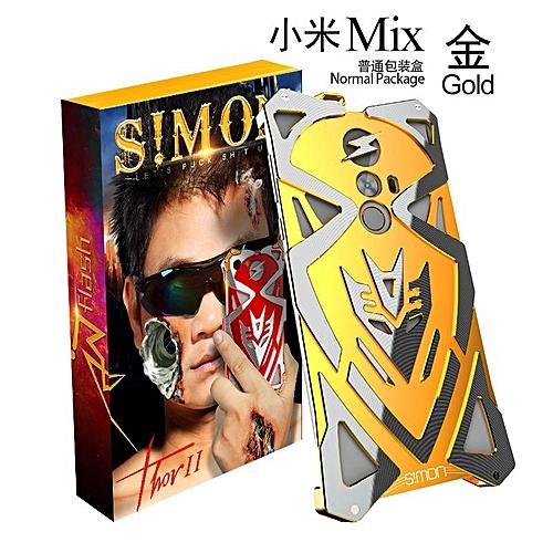 Metal Case Shockproof Phonecase Bumper Cases For Xiaomi Mi Mix