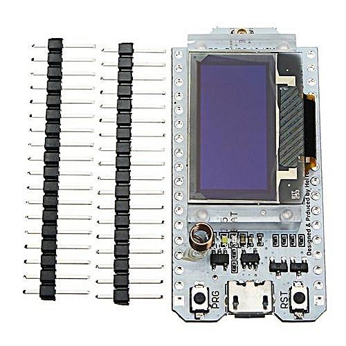 Arduino development board SX1276 ESP32 chip non module OLED WIFI LoRa node  868-915