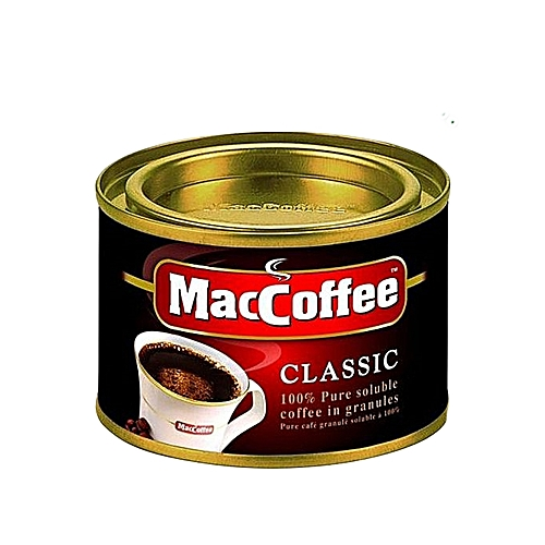 Classic 100% Pure Soluble Coffee - 100G