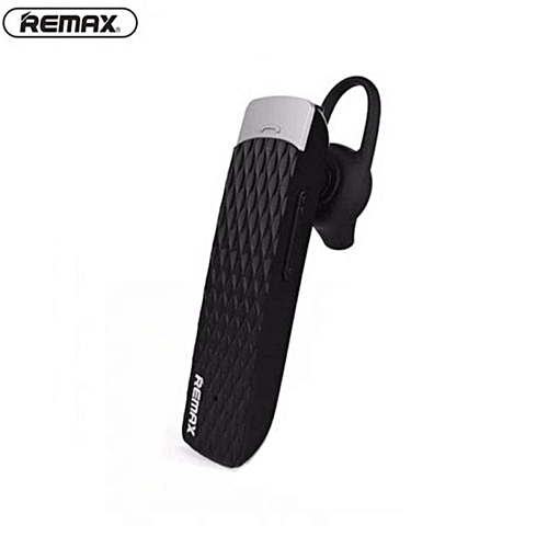 Remax RB-T9 Stylish Bluetooth 4.1 Wireless Business Headset / Earpiece / Earphone / Headphone with Noise Cancelling Mic / HD Voi BDZ