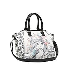 Disney The Little Mermaid Satchel Bag - White
