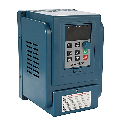 AC 380V 1 5KW Digital Adjustable Frequency Drive Free Ship 3-Phase Speed  Controller Motor V/F Vector Control Variable Inverter AT3-1500X