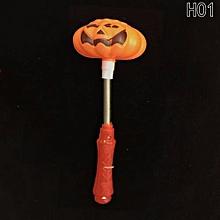 Hequeen Pumpkin LED Glow Stick Halloween Party Celebration Supply Decor Gift Favor Prop H01