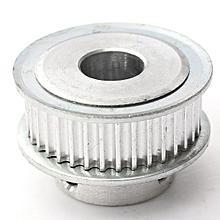 36T 8mm Bore 6mm Width GT2 Aluminum Timing Drive Pulley for DIY 3D Printer