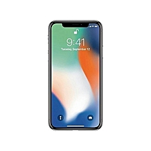 IPhone X 5.8-Inch(3GB RAM, 256GB ROM),(12MP+12MP)HD-Silver