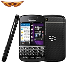 Q10 Dual Core 8MP 2GB RAM 16GB ROM Smartphone - Black