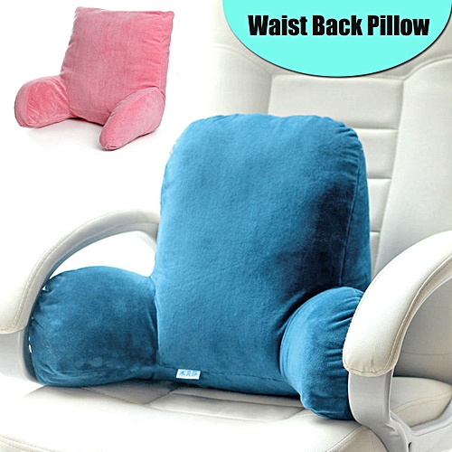 Lounger Bed Rest Back Pillow Arm Support Tv Reading Office Backrest Seat Cushion
