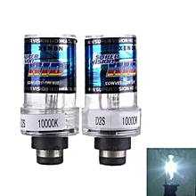 2X 35W D2S/D2C Xenon Car Replacement HID White Headlight Light Lamp Bulbs
