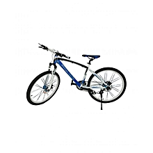 DY-528 - Bike - White/Blue