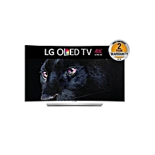 "55EG910T - 55"" - Curved OLED Smart TV - White"