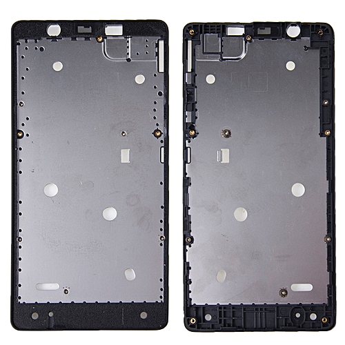 front housing lcd frame bezel plate replacement for microsoft lumia 540