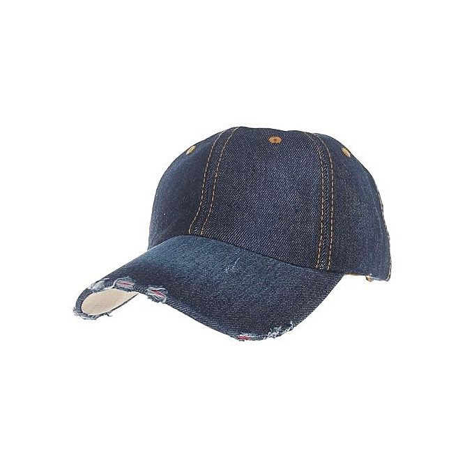 4c16c244adb Eissely Fashion Mens Womens Jean Sport Hat Casual Denim Baseball Cap ...
