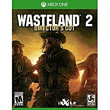 XBOX 1 Game Wasteland 2 Directors Cut