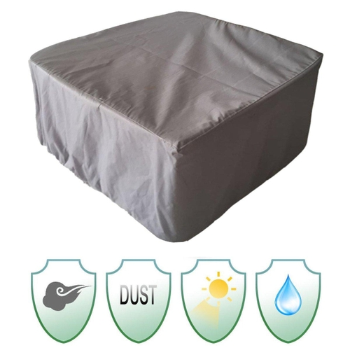 Buy Generic Gray Square Patio Table Cover Garden Yard Outdoor Furniture Shelter Protection @ Best Price | Jumia Kenya  sc 1 st  Jumia Kenya & Buy Generic Gray Square Patio Table Cover Garden Yard Outdoor ...