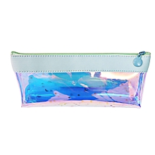 Colorful Stationery Pen Pencil Case Cosmetic Bag Travel Makeup Bag