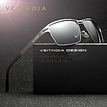 b99611c48c VEITHDIA Stainless Steel Men  039 s Sun Glasses Polarized Driving Oculos  masculino Male Eyewear