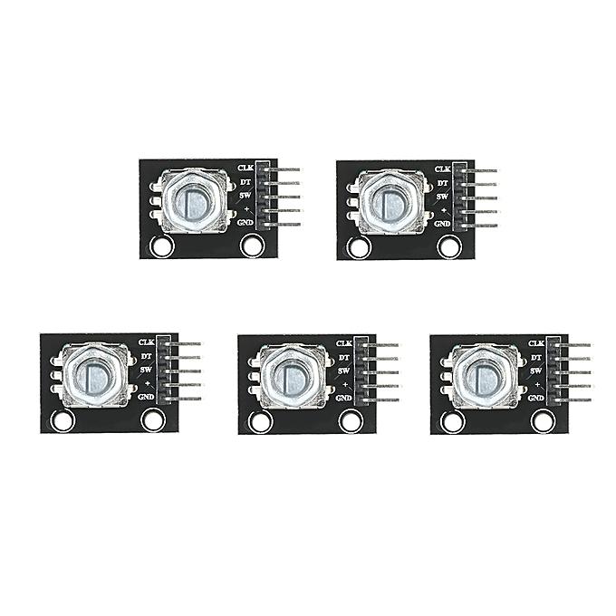 5pcs 360 Degree Rotary Encoder Module Brick Sensor Development Switch For  Arduino