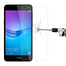 Huawei Y6 (2017) 0.26mm 9H Surface Hardness 2.5D Explosion-proof Tempered Glass Non-full Screen Film