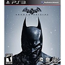 PS3 Game Batman Arkham Origins