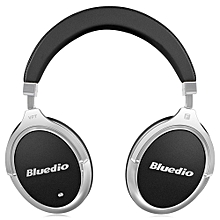 Bluedio F2 Wireless Bluetooth Headset with Mic BLACK