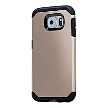 Samsung Galaxy S7 Edge Slim Armor Spigen Case - Gold