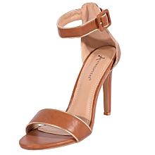 Women Ankle Strap Heel