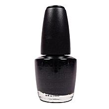 Nail Polish -  Black Velvet