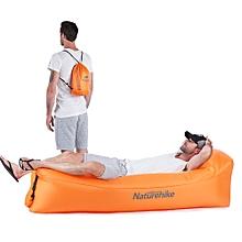 Naturehike 230T Polyester Taffeta Outdoor Air Inflatable Pillow Lazy Sofa Folding Inflatable Sofa