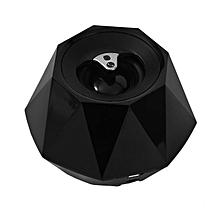 Practical Mini Diamond Shape Car Bluetooth Speaker Portable Wireless Speaker