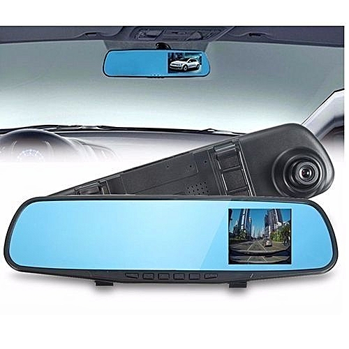 Black Box Dash Cam >> Generic 1080p Car Rearview Dvr Dual Dash Cam Camera Vehicle Front