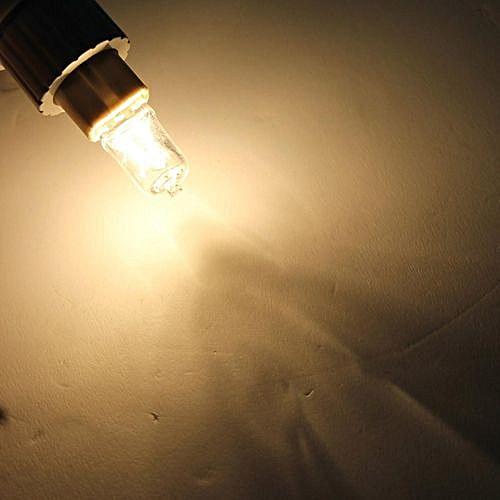 18W/25W/28W/35W/40W/50W G9 Halogen Clear/Frosted Warm White Light Bulb Lamp  220V