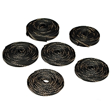 PET Expandable Wire Braided Cables Sleeving Sheathing Harness Lot Length 5M Diameter 20mm